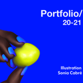 Mi Proyecto del curso: Claves para crear un porfolio de ilustración profesional. Un proyecto de Ilustración, Animación, Cómic, Ilustración vectorial, Animación 2D, Dibujo, Ilustración digital, Gestión del Portafolio, Ilustración de retrato, Dibujo de Retrato, Dibujo realista, Dibujo artístico, Dibujo digital y Pintura digital de Sonia Cabré - 30.01.2021