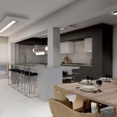 Mi Proyecto del curso: Diseño de interiores de principio a fin. Un proyecto de Arquitectura de Alejandro Amaya - 01.02.2021