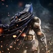Batman #702 . Un proyecto de Concept Art, Diseño 3D y Composición fotográfica de David Brat - 03.02.2021