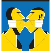 New World poster series. Un proyecto de Ilustración y Diseño de carteles de Zamo Peza - 04.02.2021