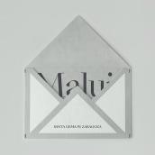 Edificio Malui. Un projet de Design , Direction artistique, Br, ing et identité, Web Design , et Communication de Buri ® - 08.02.2021