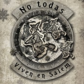 No todas viven en Salem . A Schrift project by Jimena Eme Vázquez - 08.02.2021