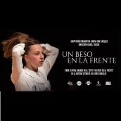 Un beso en la frente. A Schrift project by Jimena Eme Vázquez - 08.02.2021