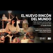 El nuevo rincón del mundo. A Schrift, Concept Art und Kreativität mit Kindern project by Jimena Eme Vázquez - 09.02.2021