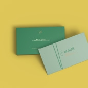 Al sur Logo & Brand. A Br, ing, Identit, and Graphic Design project by Camila Moliner - 02.09.2021