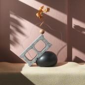 Still Life - Balance & Naturaleza. A Design, Illustration, Motion Graphics, 3D, Graphic Design, 3d modeling, Design 3D, Digital Design, Digital Drawing, and Editorial Illustration project by Pablo Schiavo - 02.12.2021