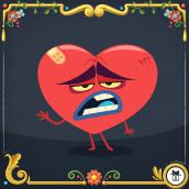 Amor de Tango. Um projeto de Design de personagens, Animação de personagens, Ilustração vetorial, Animação 2D e Ilustração digital de jmreggi - 14.02.2021