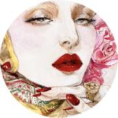Magazine Covers - FIDA competition. Un proyecto de Ilustración, Diseño editorial, Moda, Pintura, Dibujo y Pintura gouache de Connie Lim - 15.02.2021