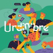 Urdimbre - 6ta edición. A Illustration project by Camipepe - 02.15.2021