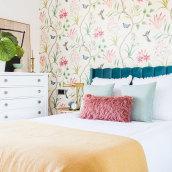 Dormitorio de invitados. A Interior Design project by Antic&Chic - 05.16.2020
