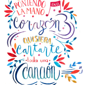 Mi Proyecto del curso: Caligrafía con pinceles de agua para principiantes. Um projeto de Lettering, Caligrafia com brush pen, H e lettering de Jocelin Flores - 17.02.2021