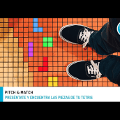 Pitch & Match (último jueves de cada mes). A Marketing, Video game, Game Design, and Game Development project by Roger @ Level Up (Game Dev Hub) - 02.19.2021