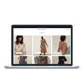 Lily and Lionel   Ecommerce Build. Un proyecto de Diseño Web, Desarrollo Web, Marketing Digital y Marketing de contenidos de Ellie Rivers - 20.02.2021