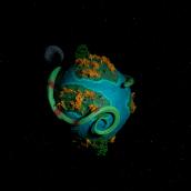 Los mundos. Un proyecto de Fotografía artística de Laura Hurtado - 21.02.2021