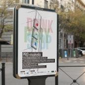Pro-muévelo. Um projeto de Design gráfico e Design de cartaz de David Crispín - 23.04.2014