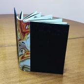 Mi Proyecto del curso: Encuadernación sin pliegues de tu obra gráfica. A Bookbinding project by M Jesús Díaz Suárez - 02.22.2021