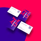 CanariDomo Branding. Um projeto de Br e ing e Identidade de Samuel Echedey Sánchez Bordón - 24.02.2021