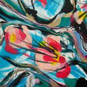 """Pinturas serie """"Renacer"""". Un progetto di Belle arti, Pittura, Arte concettuale, Disegno artistico, Pittura acrilica, Pittura ad olio e Illustrazione con inchiostro di Ana Darder Pizá - 25.02.2021"""