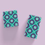 Pattern. Um projeto de Design, Design gráfico e Pattern Design de Ana Vázquez Trillo - 26.02.2021