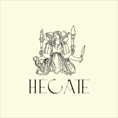 Mi Proyecto del curso: HÉCATE ART & DECO. A Br, ing & Identit project by Sandra Palomares - 02.28.2021