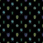 §§§§Mi Proyecto del curso: Ilustración científica aplicada al diseño de patrones. Un projet de Design graphique, Création de motifs, Dessin au cra, on et Illustration numérique de Leo Scaratti - 23.02.2021