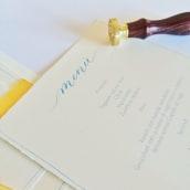 Partecipazioni di matrimonio. A Calligraph project by Giorgio Gaetani - 02.28.2021
