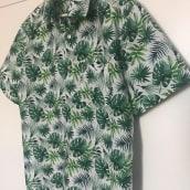 Camisa Lantoki. Un proyecto de Costura de Irene Cabezuelo - 02.03.2021