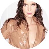 Revista - Cosmopolitan Brasil, atriz Nathalia Dill. Um projeto de Moda de Vanessa Rozan - 10.03.2018