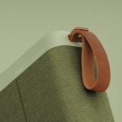 Diseño de productos -  Artichoke Speaker. A 3D, Industrial Design, and Product Design project by Nicolás Robertson - 07.16.2019