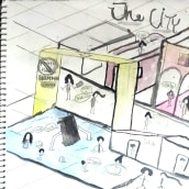 My project in The Art of Sketching: Transform Your Doodles into Art course. A Illustration project by Leo Daniel - 03.06.2021