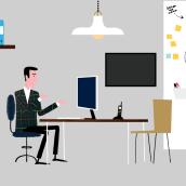 Blockchain in finances. Um projeto de Animação de Suricata Lab - 10.03.2021