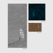 Yo, Resistente | Sistema Morfológico. A Graphic Design, and Photographic Composition project by Valeria Salvador - 03.11.2021