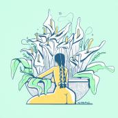 Alcatraces   . A Design & Illustration project by Carlos Álvarez - El Crac - 03.12.2021