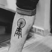 • Tatuajes •. A Design, Drawing, and Tattoo Design project by Lucas Ofero - 03.13.2021
