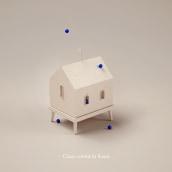 Casas Utilitarias. Un progetto di Illustrazione, Fotografia, 3D, Direzione artistica, Modellazione 3D, Ceramica , e Progettazione 3D di Francisco Cortés - 14.12.2020