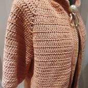 Meu projeto do curso:  Top-down: roupas de crochê sem costura. Un progetto di Uncinetto di ROSANA DEACOLINO - 15.03.2021