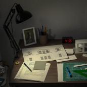 La entrega. A 3d modeling, and ArchVIZ project by Alejandro Soriano - 03.15.2021