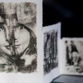 Mi Proyecto del curso: Encuadernación sin pliegues de tu obra gráfica. Um projeto de Artesanato, Encadernação e Fotografia artística de Tatiana Oller Ramirez - 15.03.2021