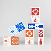 Amuleto. Un progetto di Design , e Packaging di Un Barco - 16.03.2021