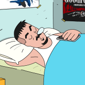 Foyone - Igual Mañana (Making Of). Un projet de Animation, Animation de personnage , et Animation 2D de holasoyedmon - 18.03.2021