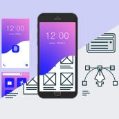 Diseño UX/UI. A Icon design, Digital Design, and Mobile App Design project by Jesus Marsan - 03.18.2021