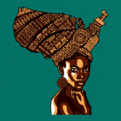African American Soul. A Accessor, Design, and Graphic Design project by Jesus Marsan - 02.05.2021
