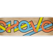 Shove it. A Design, Illustration, and Lettering project by Matacho Descorp - 01.01.2017
