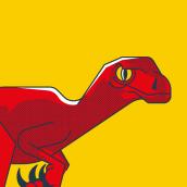 Mi Proyecto del curso: Ilustración vectorial de película. A Vektorillustration project by Jose Soriano Contreras - 20.03.2021