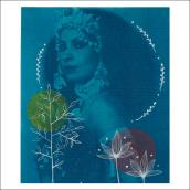 Cianotipia + aquarela . Un progetto di Belle arti di Ana Beatriz Machado de França - 20.03.2021