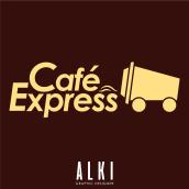 Diseño de Logotipo para cafetería. Un proyecto de Diseño gráfico, Marketing y Diseño de logotipos de Oscar Alejandro Gutiérrez Rodríguez - 21.03.2021