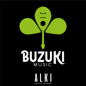 Logotipo para tienda de música. Un proyecto de Diseño gráfico, Marketing y Diseño de logotipos de Oscar Alejandro Gutiérrez Rodríguez - 21.03.2021