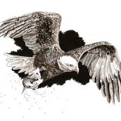 Inktober 2019. Un proyecto de Dibujo, Dibujo realista, Dibujo artístico e Ilustración con tinta de David Cano Leal - 21.10.2019