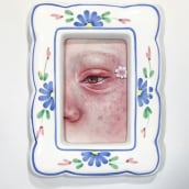 A Sensitive Eye. A Painting, and Watercolor Painting project by Arthur Braud - 03.24.2021