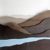 Paisajes. Um projeto de Ilustração, Artesanato e Papercraft de Beatriz Costo - 24.03.2021